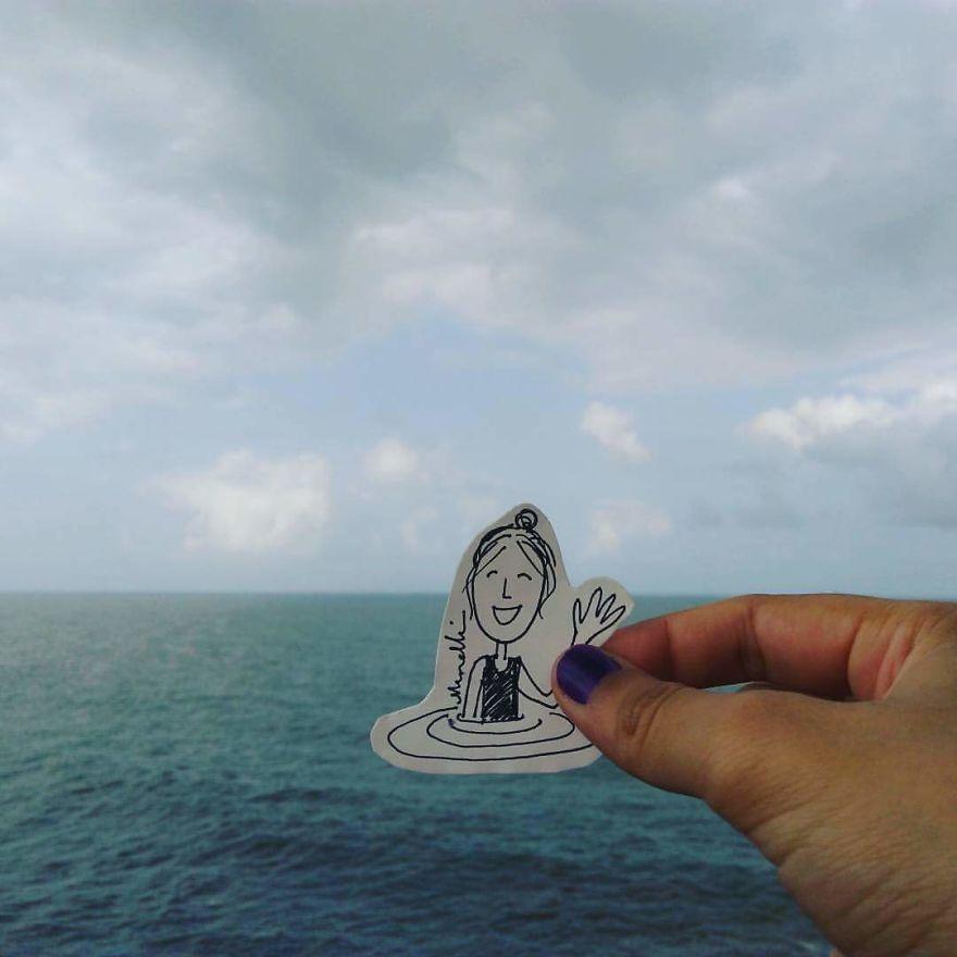 La Mer - Baga Goa