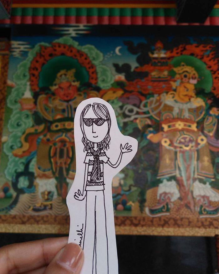 Thangka And Thukpa – Bylakuppe, Coorg