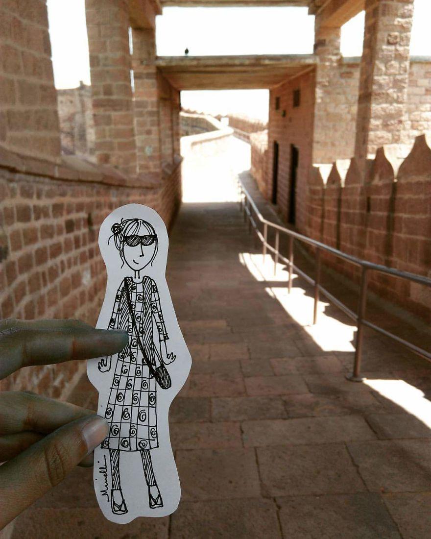 Exploring Forts - Jodhpur, Rajasthan