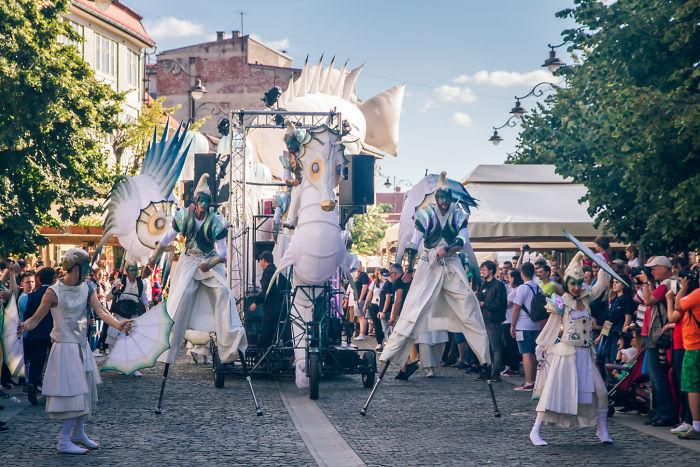 Sibiu International Theatre Festival 2017