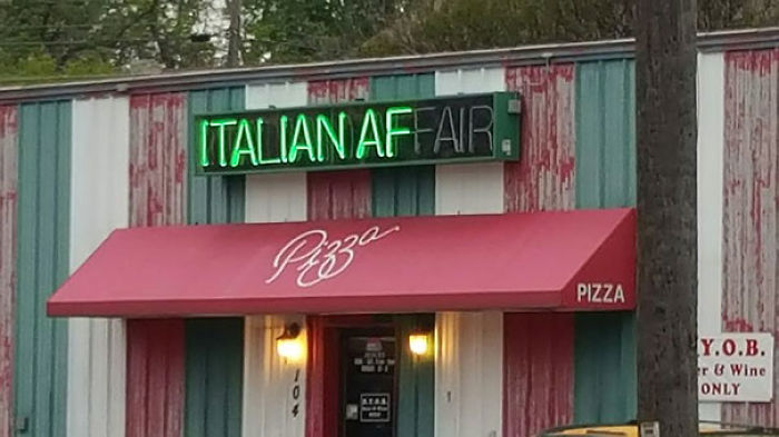This Italian Restaurant In My Hometown Is Really Italian
