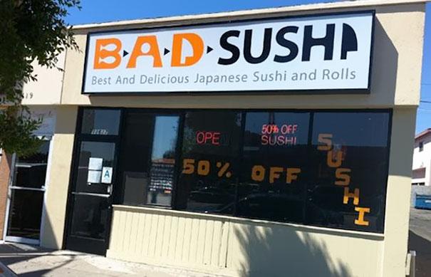 B.A.D. Sushi