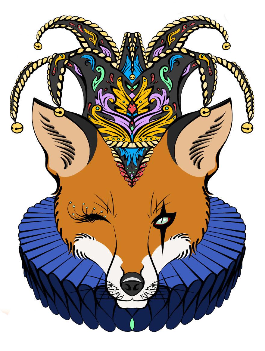 "Jolly Fox - It's My ""simbol"""