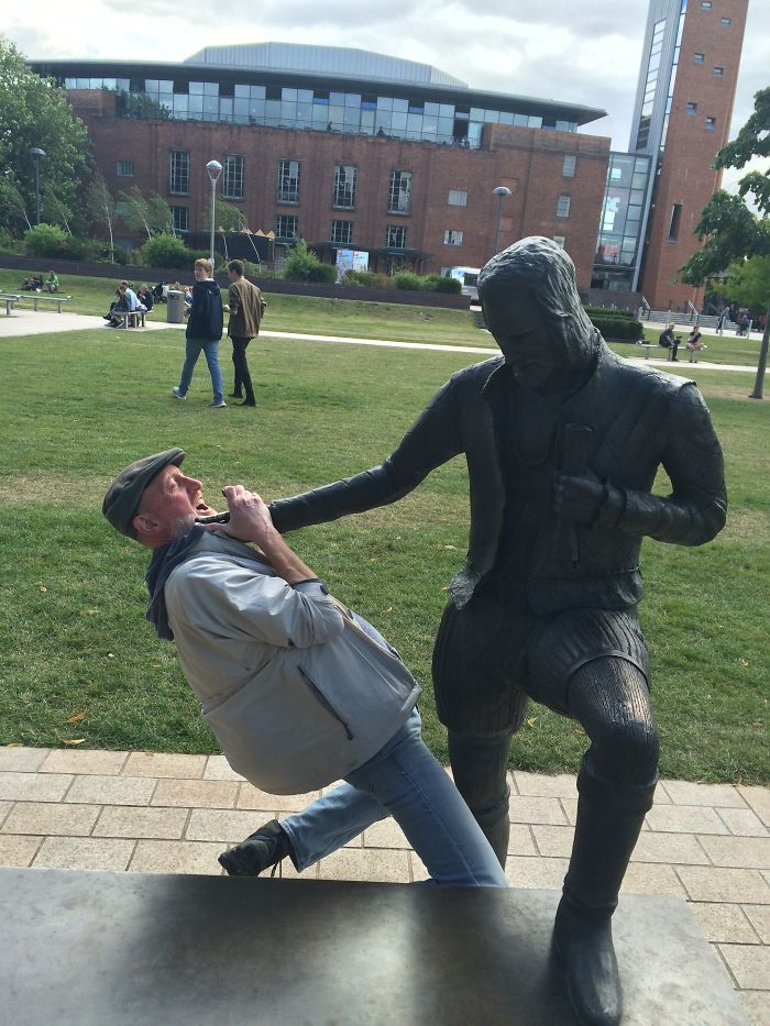 My Bae And The Bard, Stratford-on-avon