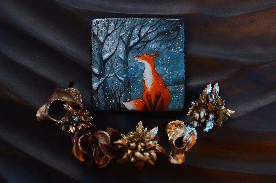 Fantastic Beasts: I Create Fairytale-like Jewelry