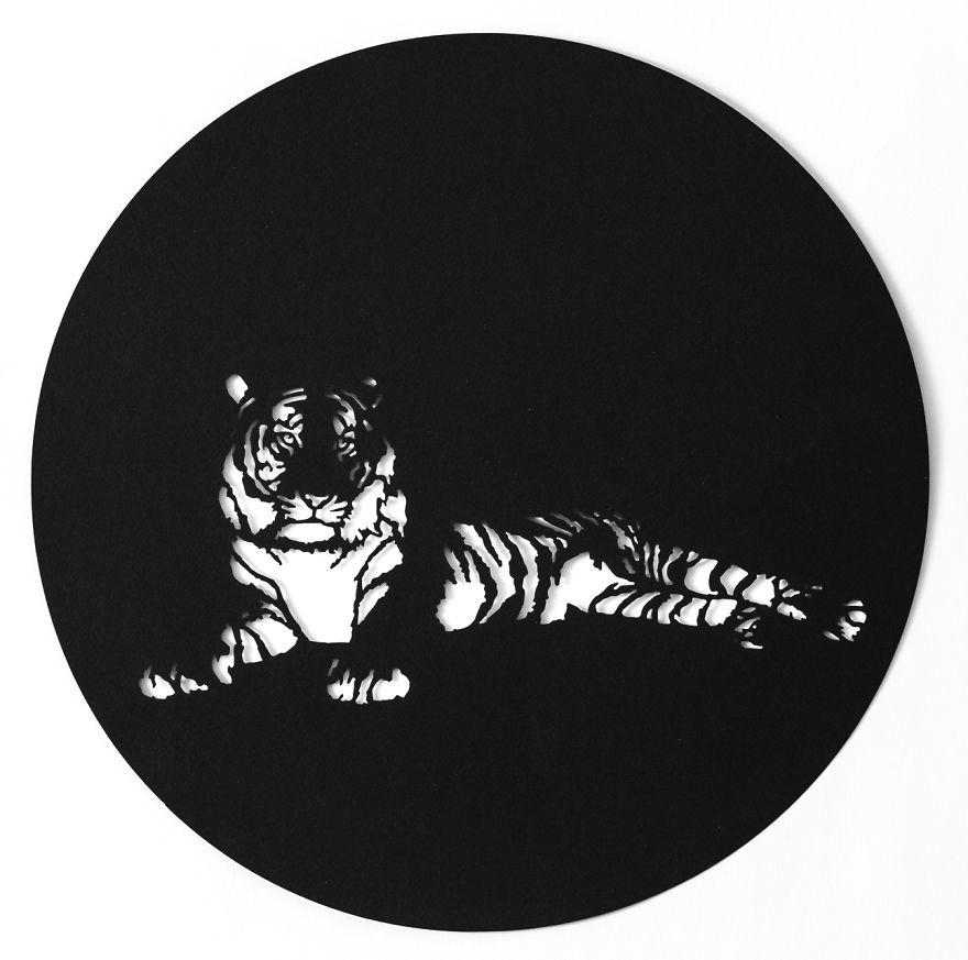Javan Tiger (Extinct)