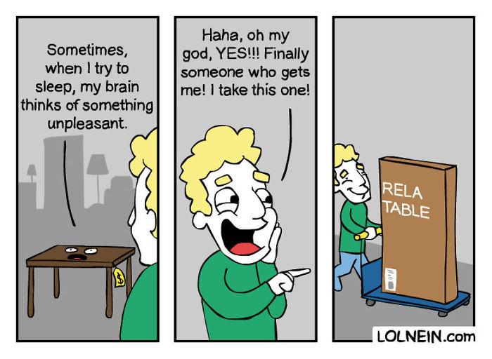 Lolnein Comics