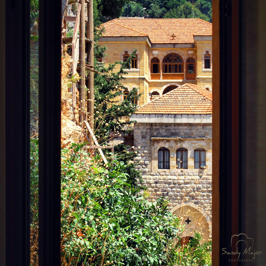An Open View - Qozhaya, Lebanon