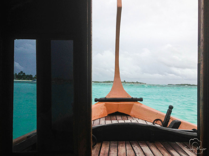 An Open View - Kuda Huraa, Maldives