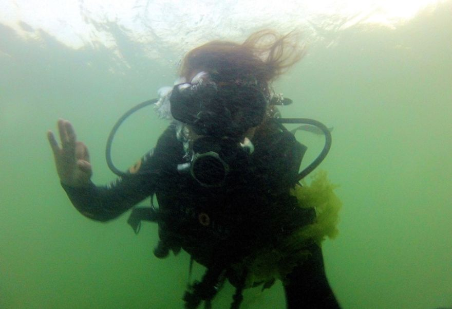 New Year, New Fear - I Started Scuba Diving To Overcome My Fear Of Water