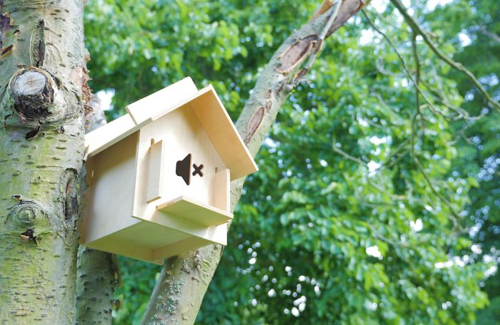 Soundproof Birdhouses That Will Finally Give Birds A Rest