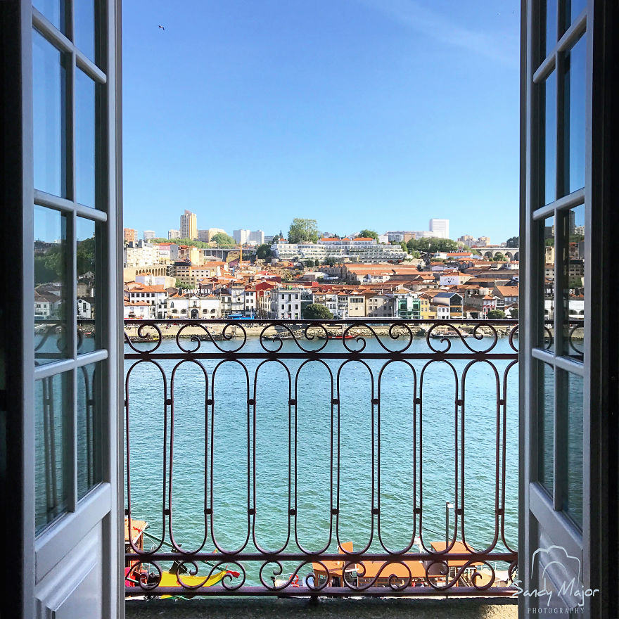 An Open View - Porto, Portugal
