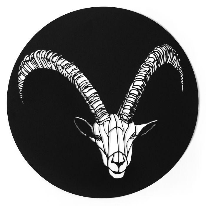 Pyrenean Ibex (Extinct)