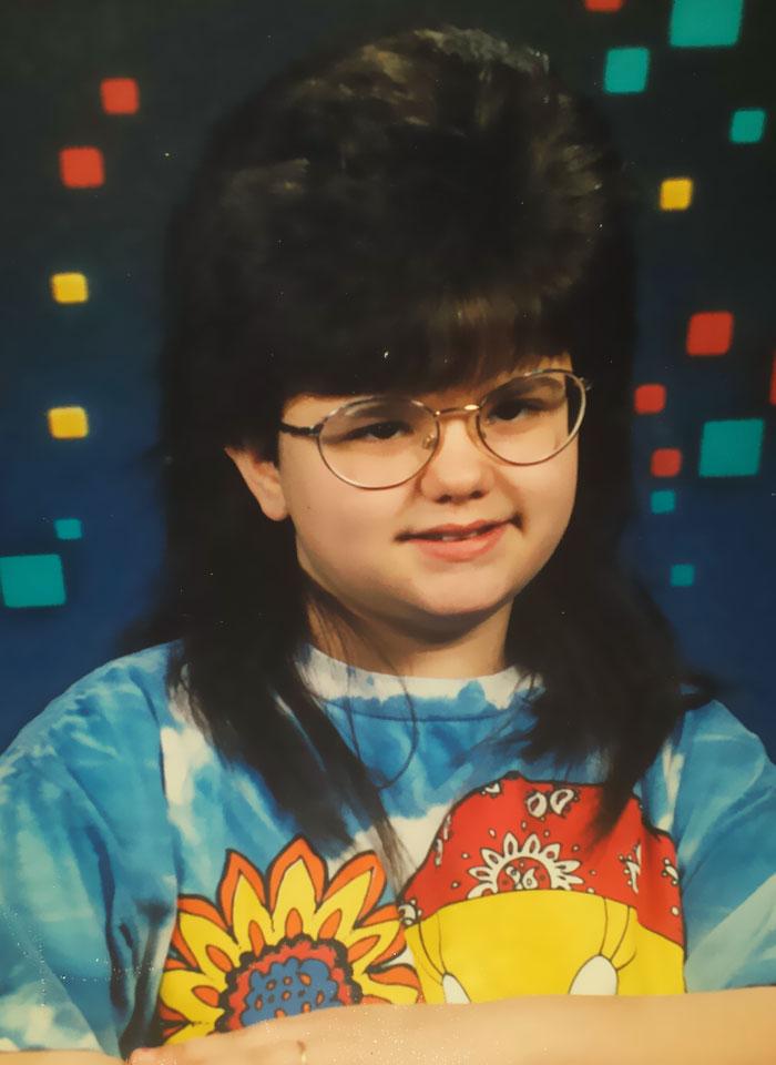 Le enseñé a mi novio una foto de mi infancia y ya no se plantea reproducirse conmigo