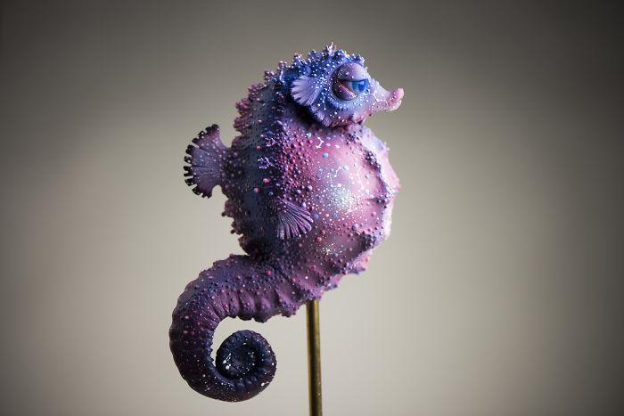 Galaxy Seahorse
