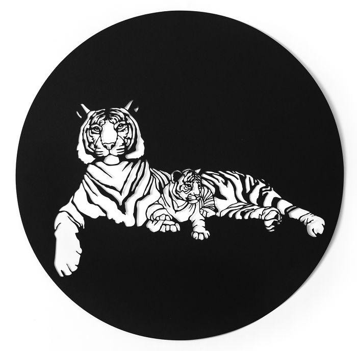 Sumatran Tiger (Critically Endangered)