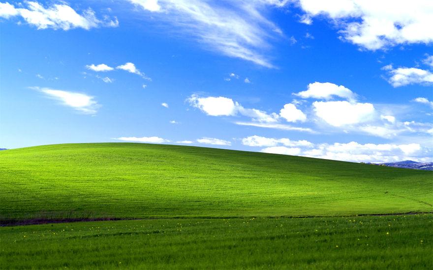 I Photographed Tuscany And It Looks Like The Classic Windows Xp Wallpaper Bored Panda