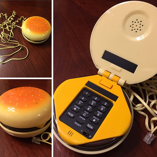 One Of My Favourite Finds: My Burger Phone