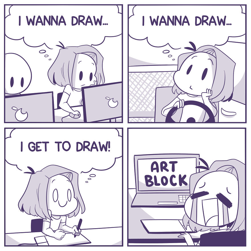 The Art Gods Are Cruel