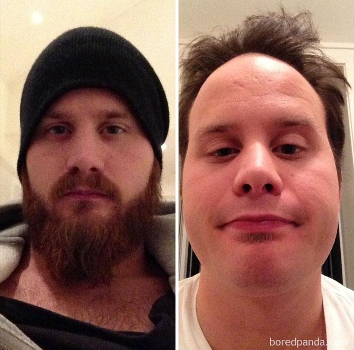 Why I Won't Shave My Beard Again