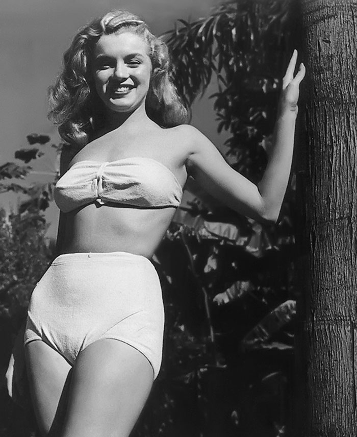 Shall marilyn monroe young naked accept. opinion