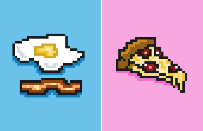 8 Bit A Day: A Daily Dose Of 8bit Illustration