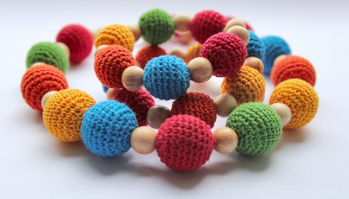 I Crochet Lovely Baby Toys
