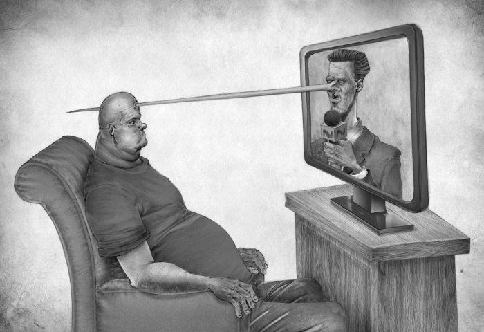 What's Wrong With Today's Society Captured In 58 Though-Provoking Illustrations By Al Margen