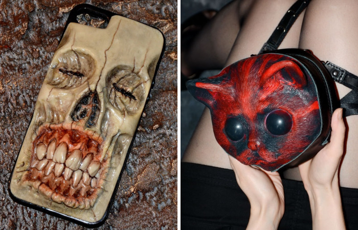 10+ Frightening Leather Watches, Iphone Covers And Other Handmade Accessories You'll Be Marveled With