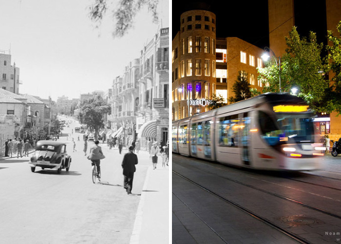 A Journey Through Time In Jerusalem: How Centuries Have Changed The City