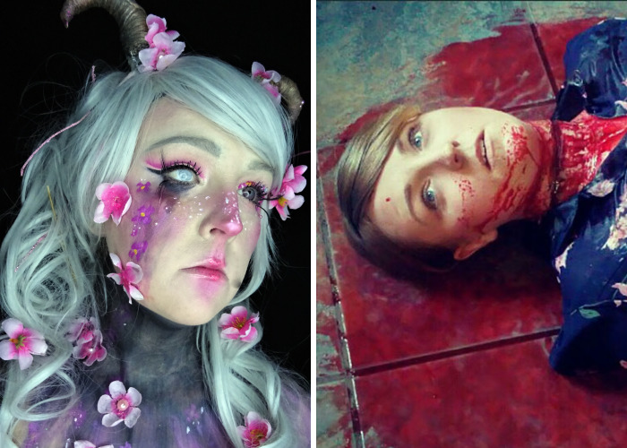 I Create Cosplay With A Gory Twist