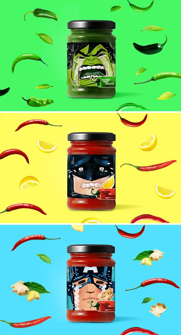 Super Hot Sauce