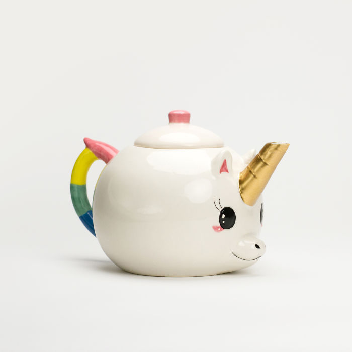 This Unicorn Teapot Makes Your Morning Tea A Lot More Magical