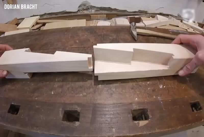 Ingenious Japanese Wood Joinery Bored Panda