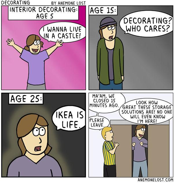 I Draw Comics About My Life