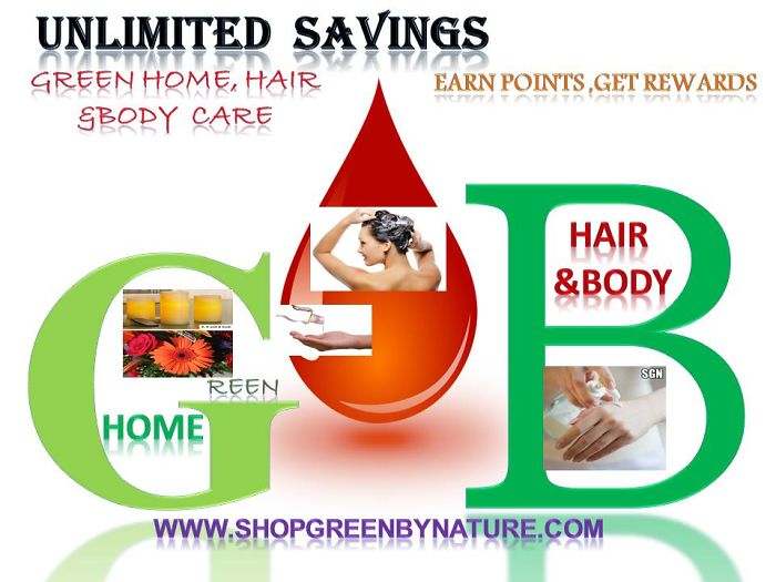 Green Home, Hair And Body Care