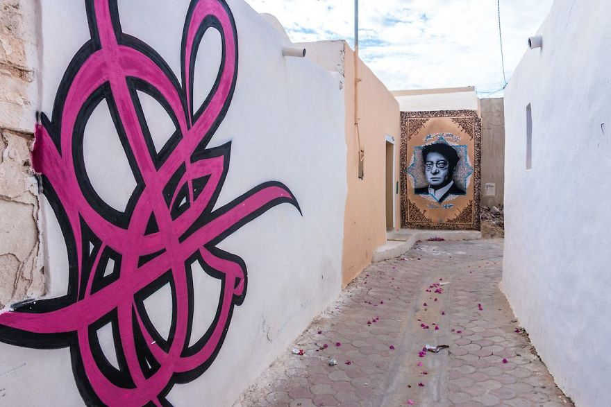 One Village, 150 Street Artists And This Is The Result