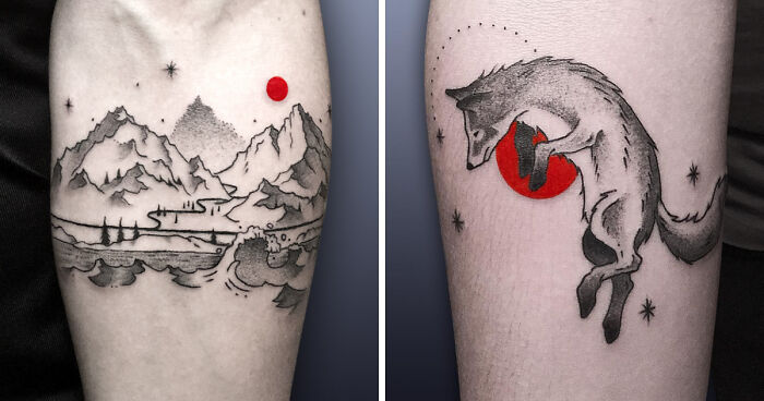 The Red Dot  I Quit My Boring Job To Become A Tattoo Artist a7f2f11218e0