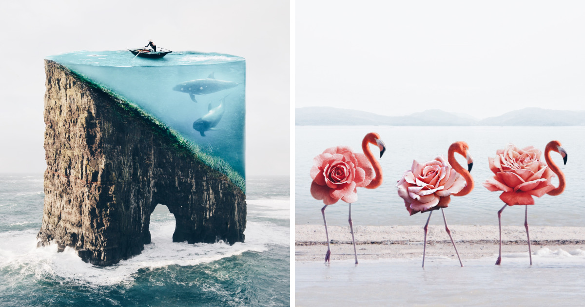 I'm An 18-Year-Old Artist From Portugal And I Like Merging Unexpected Objects To Create Surreal Art