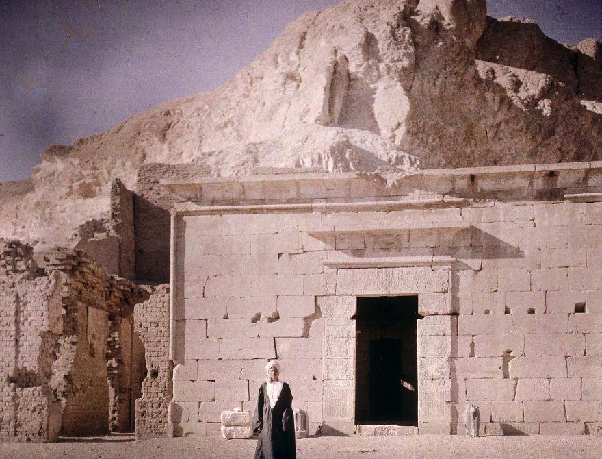 The Temple Of Dor El-Medine, 1913
