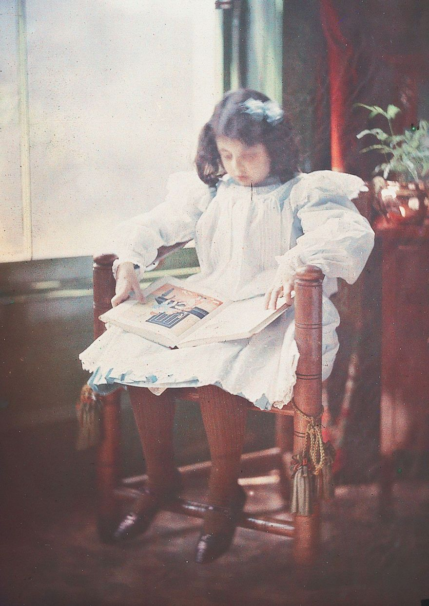 Peggy Reading, 1909