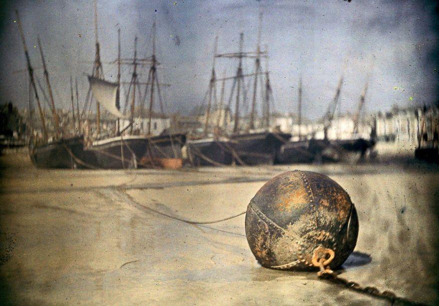 A Rusty Buoy, 1908