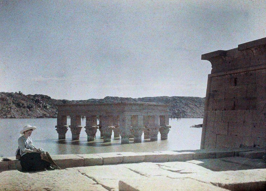 The Kiosk Of Philae, 1913