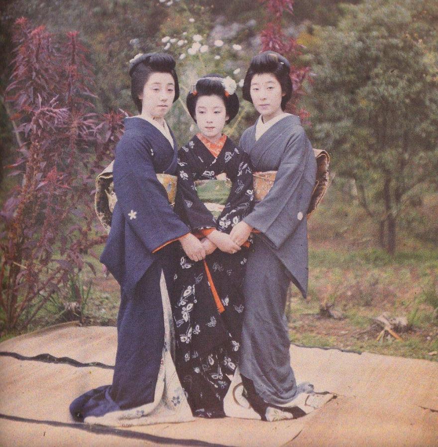 Japan, Kyoto, 1912