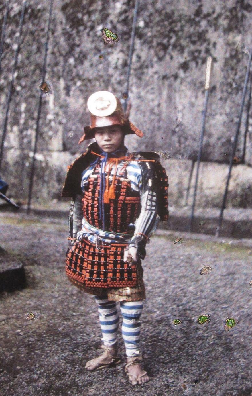 Apan (Young Samurai), 1912