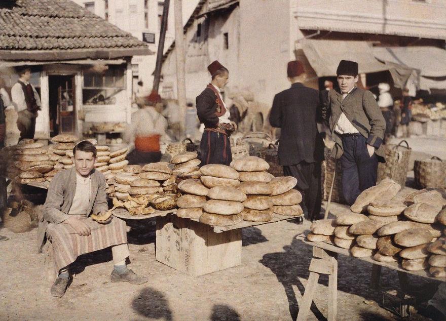 Bosnia-Herzegovina, Sarajevo, 1912