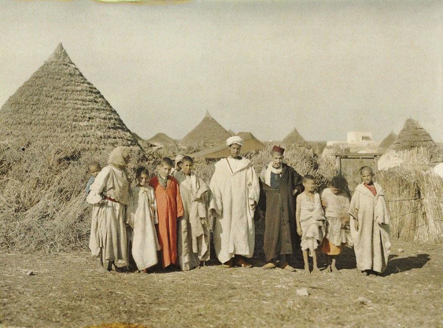 Morocco, Benguerir, 1912