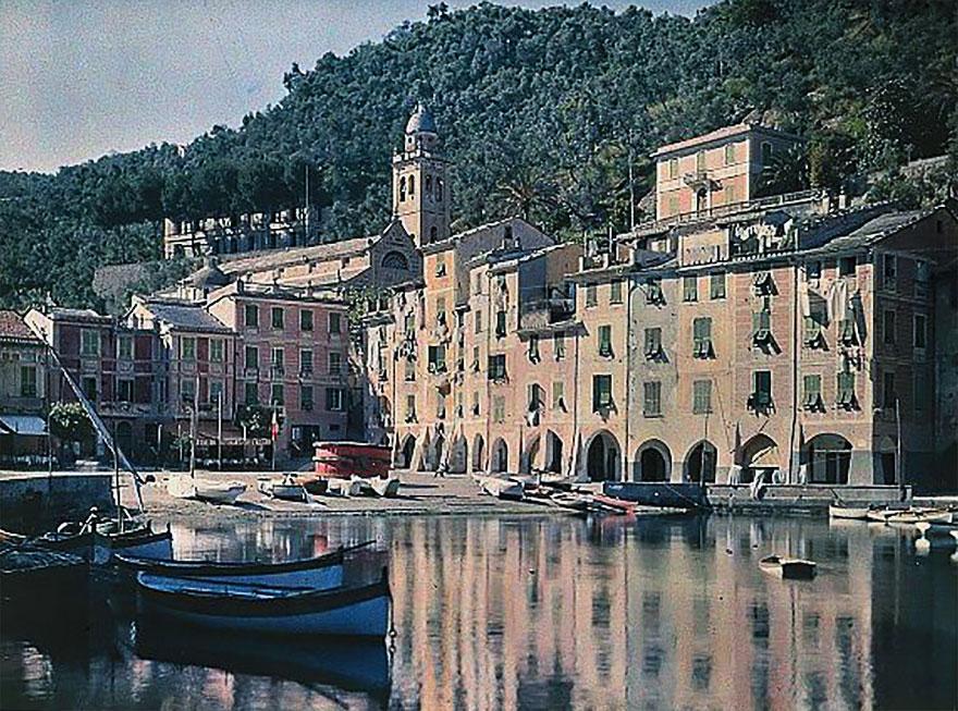 Italian Riviera, 1910