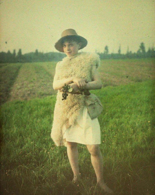 Shepherd's Boy, C. 1913