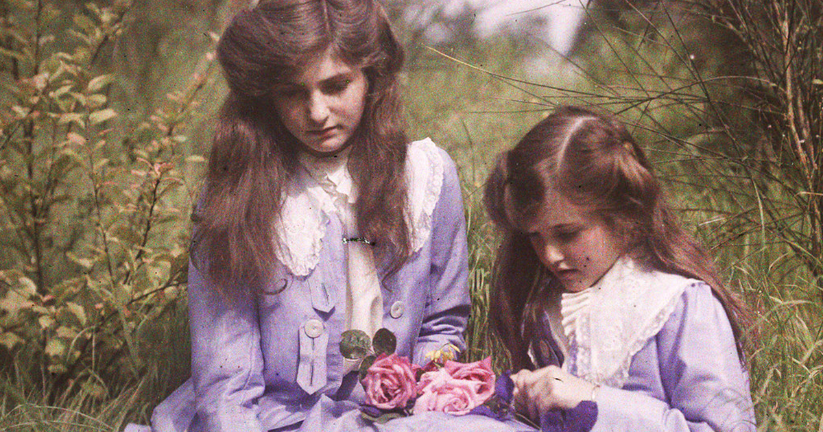 40+ Of The Oldest Color Photos Ever Taken Let Us See How The World Looked Over 100 Years Ago